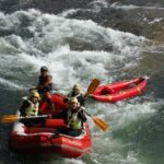 Rafting tour with Takeda-ya in Niseko, Hokkaido