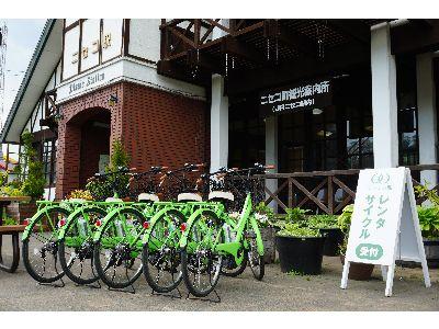 5月20日 電動アシスト自転車 グリーンバイクプラス貸出開始!