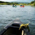 ニセコアウトドアセンターのカヌー体験