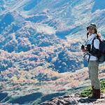 Niseko Outdoor Center's trekking tour